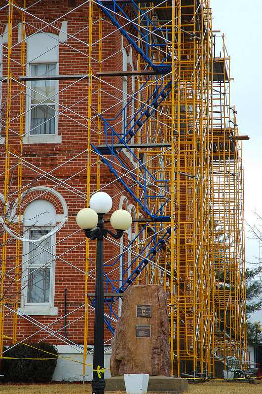 Courthouse Repairs