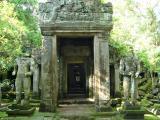 Built by Jayavarman VII