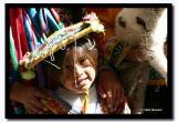 Dressed Up Cusquenita, Peru