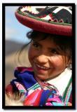 Little Girl, Cusco, Peru