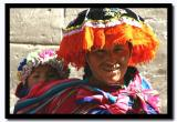 Mother with Child, Cusco, Peru