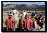 Overlooking Cusco, Peru