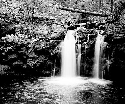 White Horse Falls, Oregon