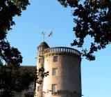 20th September, tower, Fraser Castle