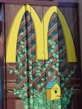 McDonalds drive thru