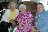 Beth, Mom and John