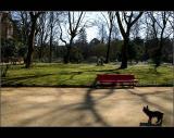 18.02.2005... Caldas da Rainha - City park