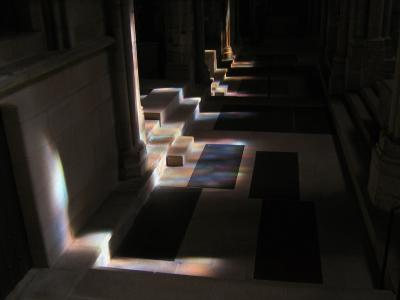 The Chapels of St. Vincent, St. Malo, France, 2004