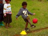 Aspiring AFL Football Player