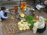Vegetable Sellers