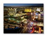 'The Strip', Looking NorthLas Vegas, NV