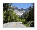 The Road to Wheeler Peak Great Basin Nat'l Park, NV
