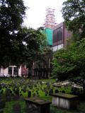 Granary Cemetery and Park Street Church