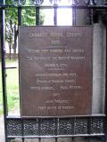 Granary Burial Ground Marker
