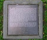 Gravestone Carver Marker