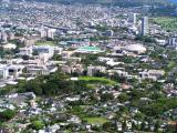 University of Hawaii from Tantalus