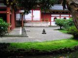 At peace, Byodo-In