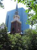 Old South Meeting House Spire