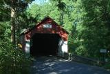 Frankenfield Covered Bridge