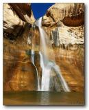 Calf Creek Falls : Utah