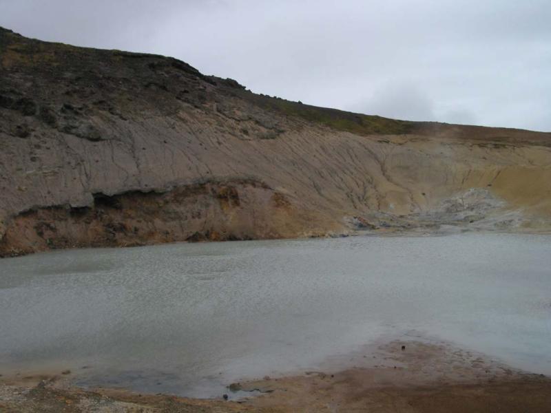 Geysir region