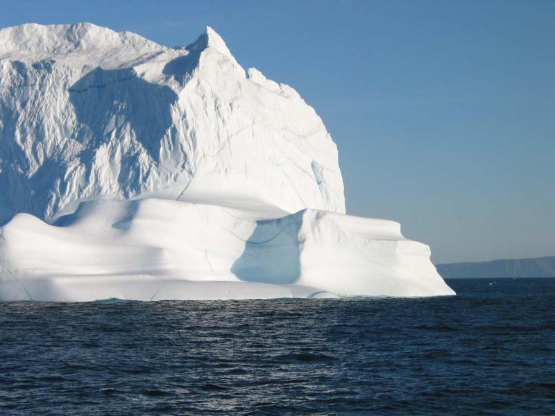 Iceberg Ahoy