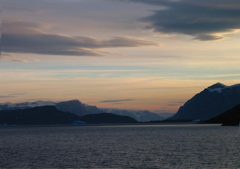 Before sunset Sydkap
