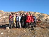 Walkiing group Sept 19, 2003