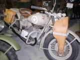 WW2 Indian Transverse V Twin