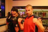 Ze'ev With Boxing Coach (805)