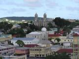 St. John's - The Capital of Antigua