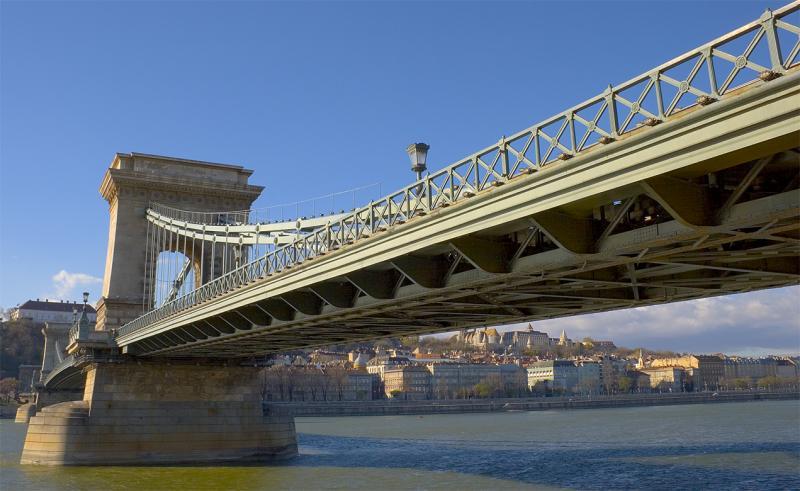 Chain Bridge/Lánchíd