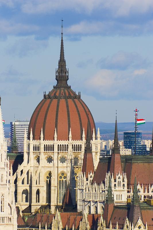 Dome of the Parliament/A Parlament kupolája