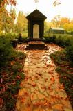 Walk in the Cemetery