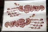 Henna patterns, Sana'a souq