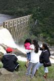 Hodges Dam - Onlookers