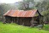 Helltown Road Shed 2