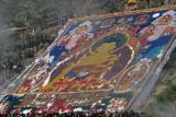 Shoton Festival Tibet