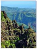 Rock Arches - Waimea Canyon