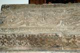 Amasya museum wooden sarcophagus