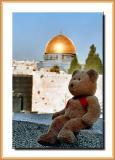Frimpong in Jerusalem
