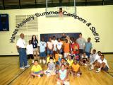 Charter Summer Camp at Hanes Hosiery Recreation Center