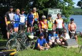 5 Borough Bicycle Club's, 2004, Leadership Weekend