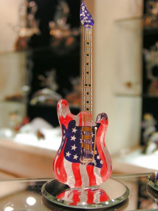 American Guitar, Downtown Disney, Florida.