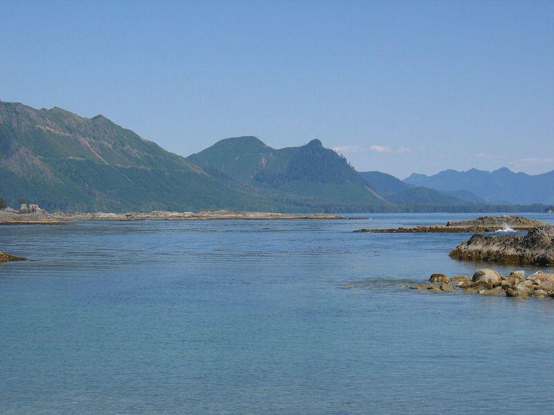 Cautious Pt Island View