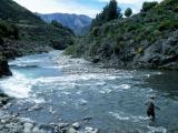 December 4, 1999 --- Hurunui River, South Island, New Zealand
