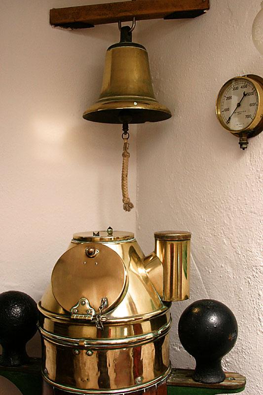 brasses in the Old Ferry Inn