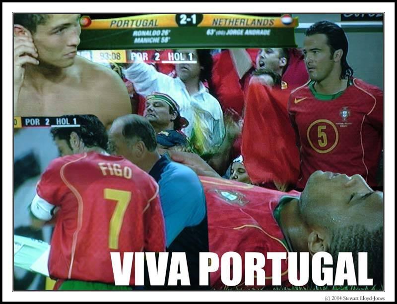 Viva Portugal!!
