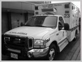 Chicago Fire Ambulance 23