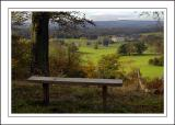 Longleat ~ great place for a seat!